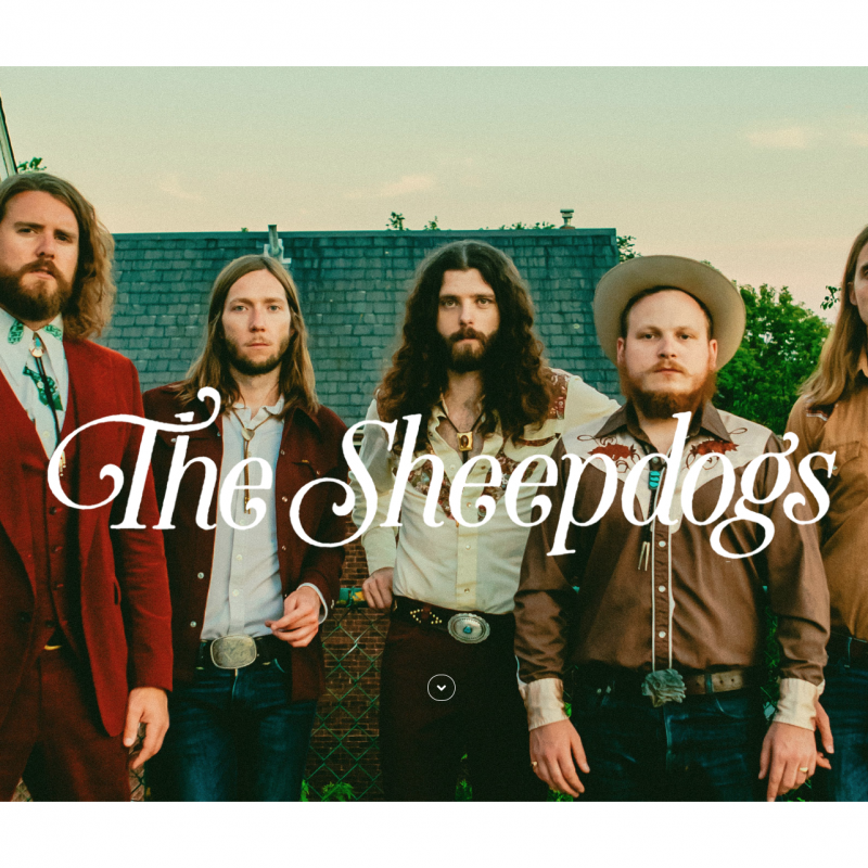 "The Sheepdogs Release ""Saturday Night"" on a Friday?"