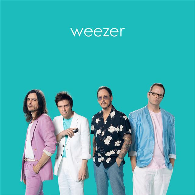 Surprise! Weezer (The Teal Album) Is Here! The Covers Album Out Now