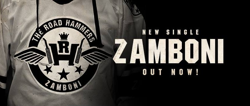 """The Road Hammers release the new single """"Zamboni"""""""