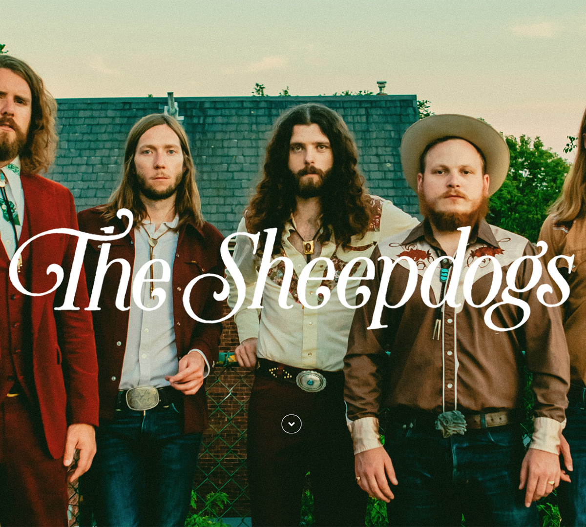 The Sheepdogs Announce Movember Partnership