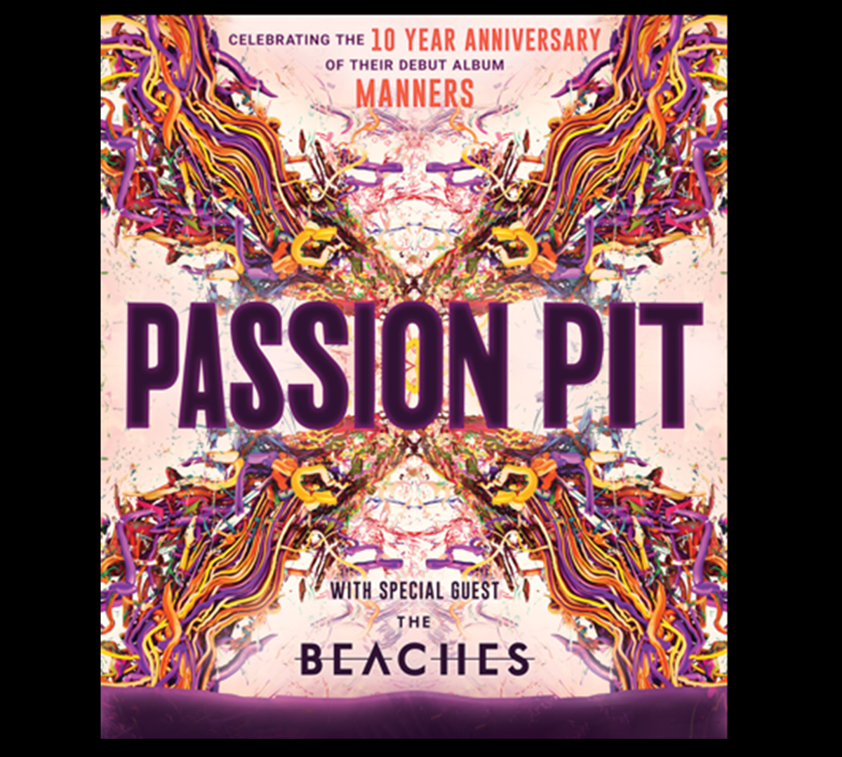 """The Beaches Named """"Special Guests"""" On Passion Pit Spring Tour"""