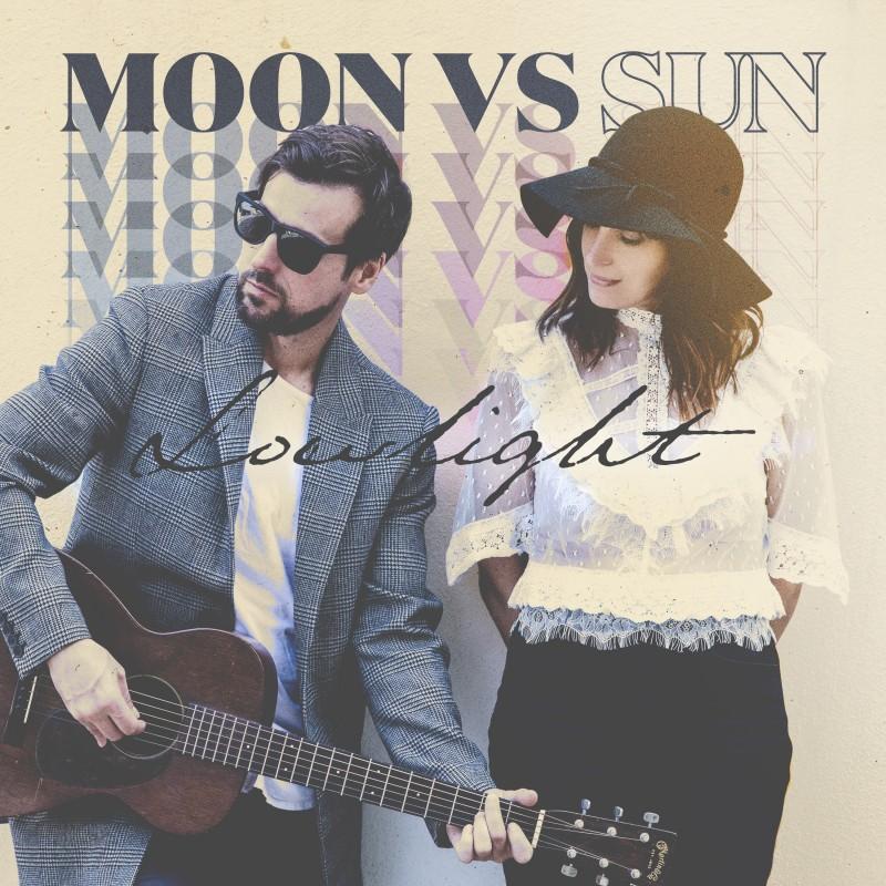 Moon Vs Sun – Raine Maida And Chantal Kreviazuk – Release of Debut Collaborative Album