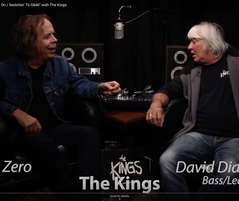"Behind the Vinyl: The Kings – ""This Beat Goes On/Switchin' To Glide"""