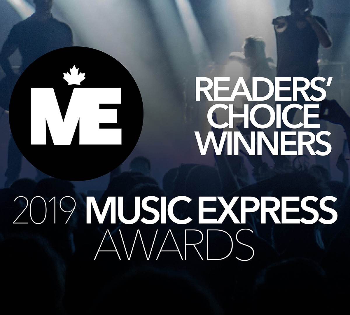 The Hammer's Arkells Triumph in 2019 Music Express Readers' Choice Awards