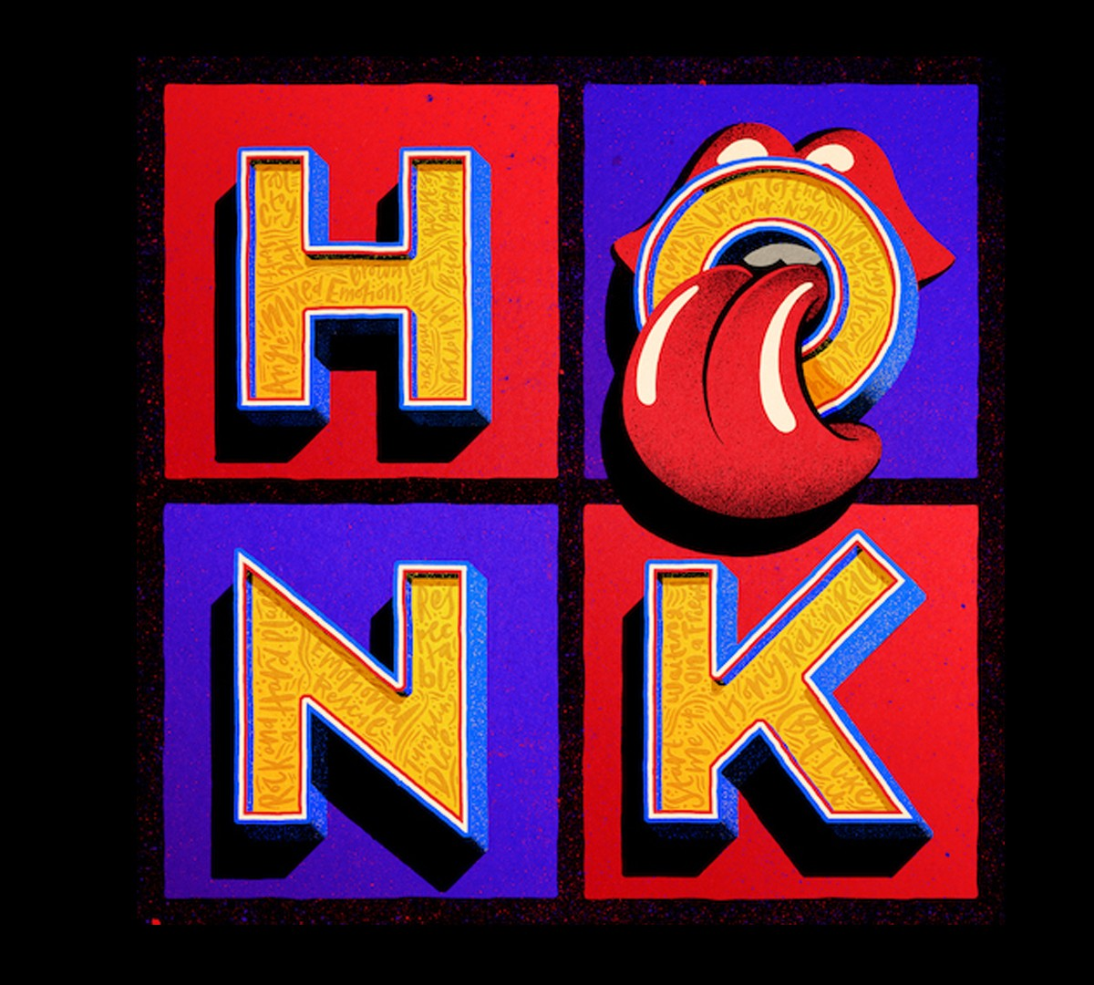 The Rolling Stones Announce The Release of Brand-New Best of Compilation Album, Honk