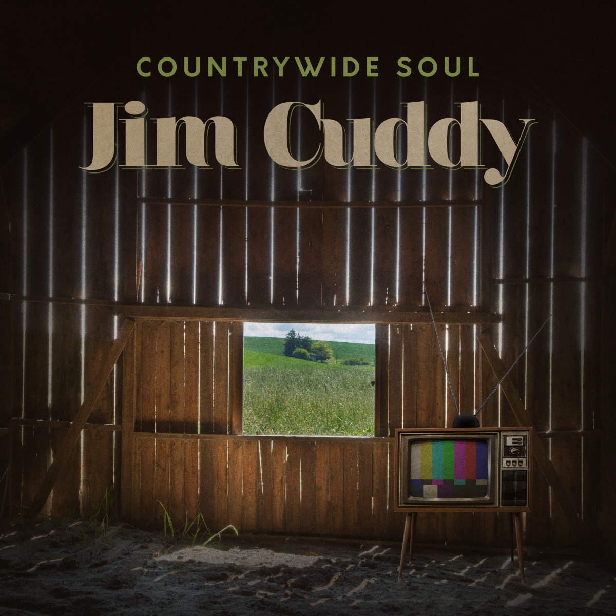 Jim Cuddy Announces May 31 Release Date For Countrywide Soul