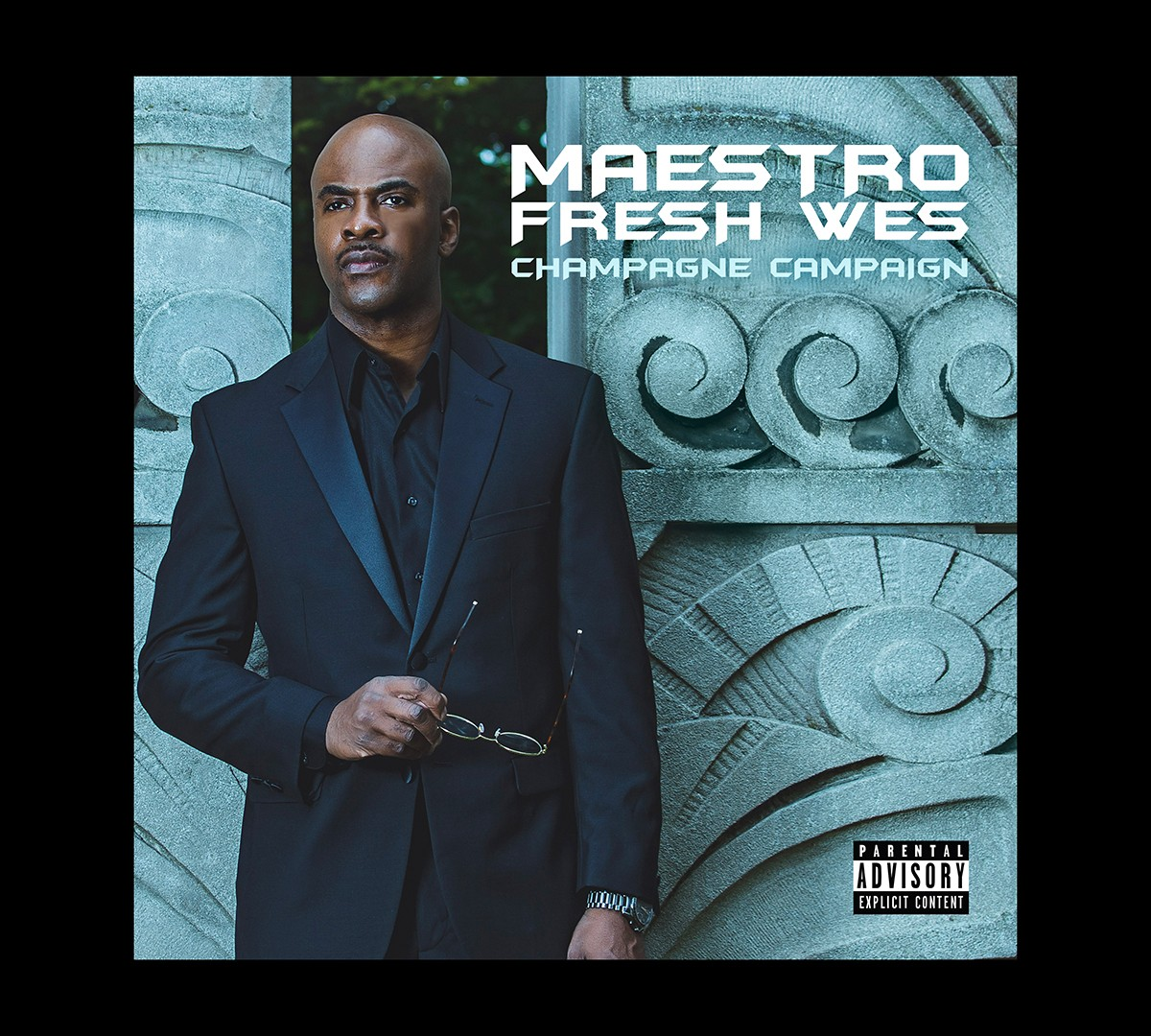 Maestro Fresh Wes's Champagne Campaign Is A Three Decade Celebration