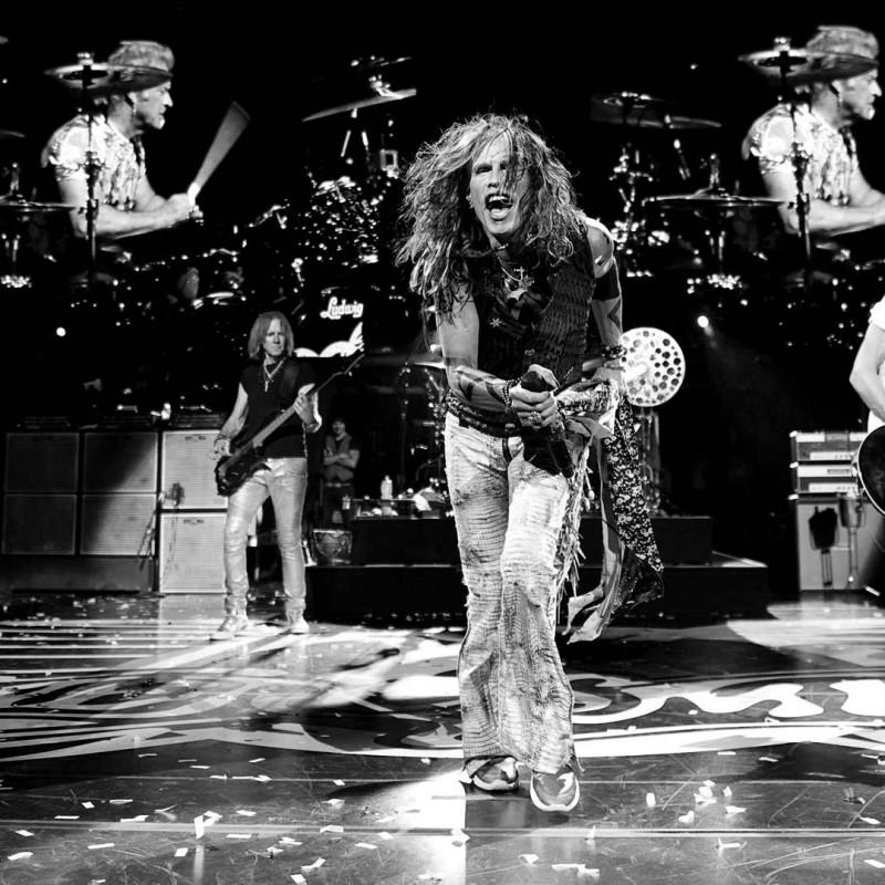 Roxodus Music Fest Announces Rock Legends Aerosmith To Headline Newly Added Fourth Day