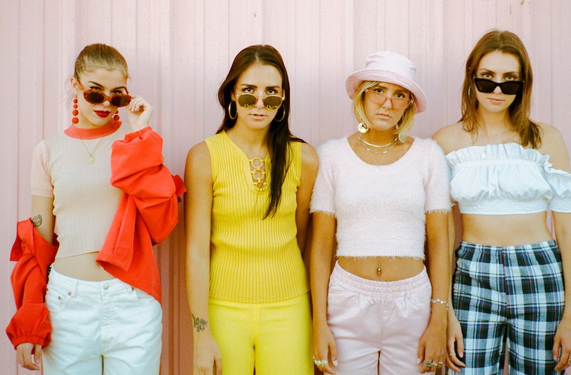 The Beaches Announce The Professional EP Set For Release On May 16