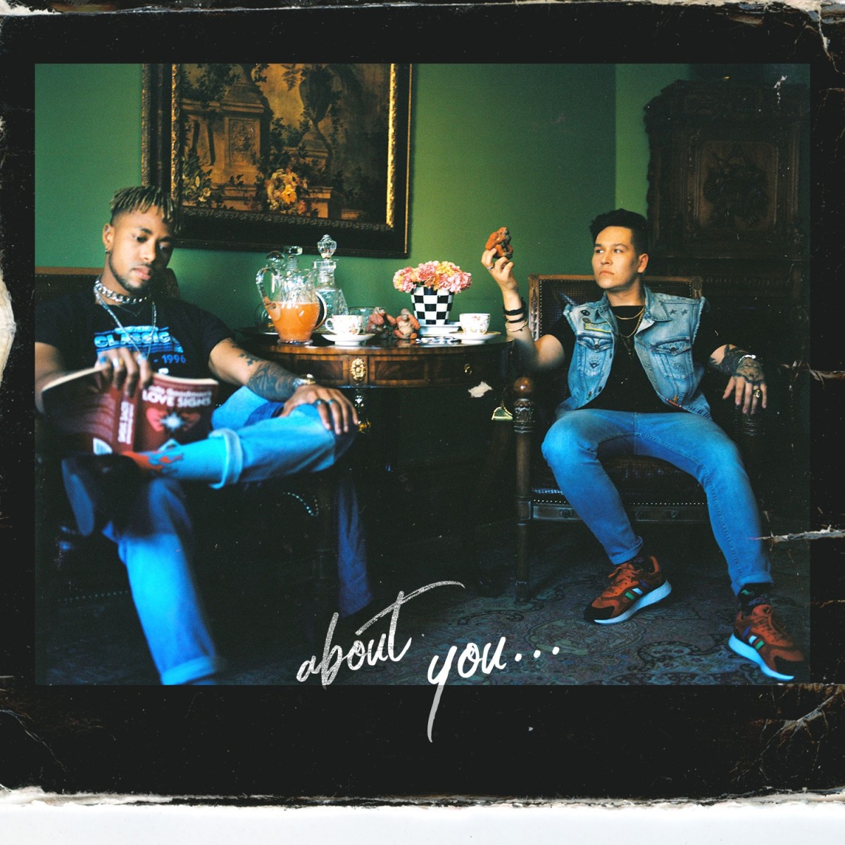 Neon Dreams Release 'about you…'