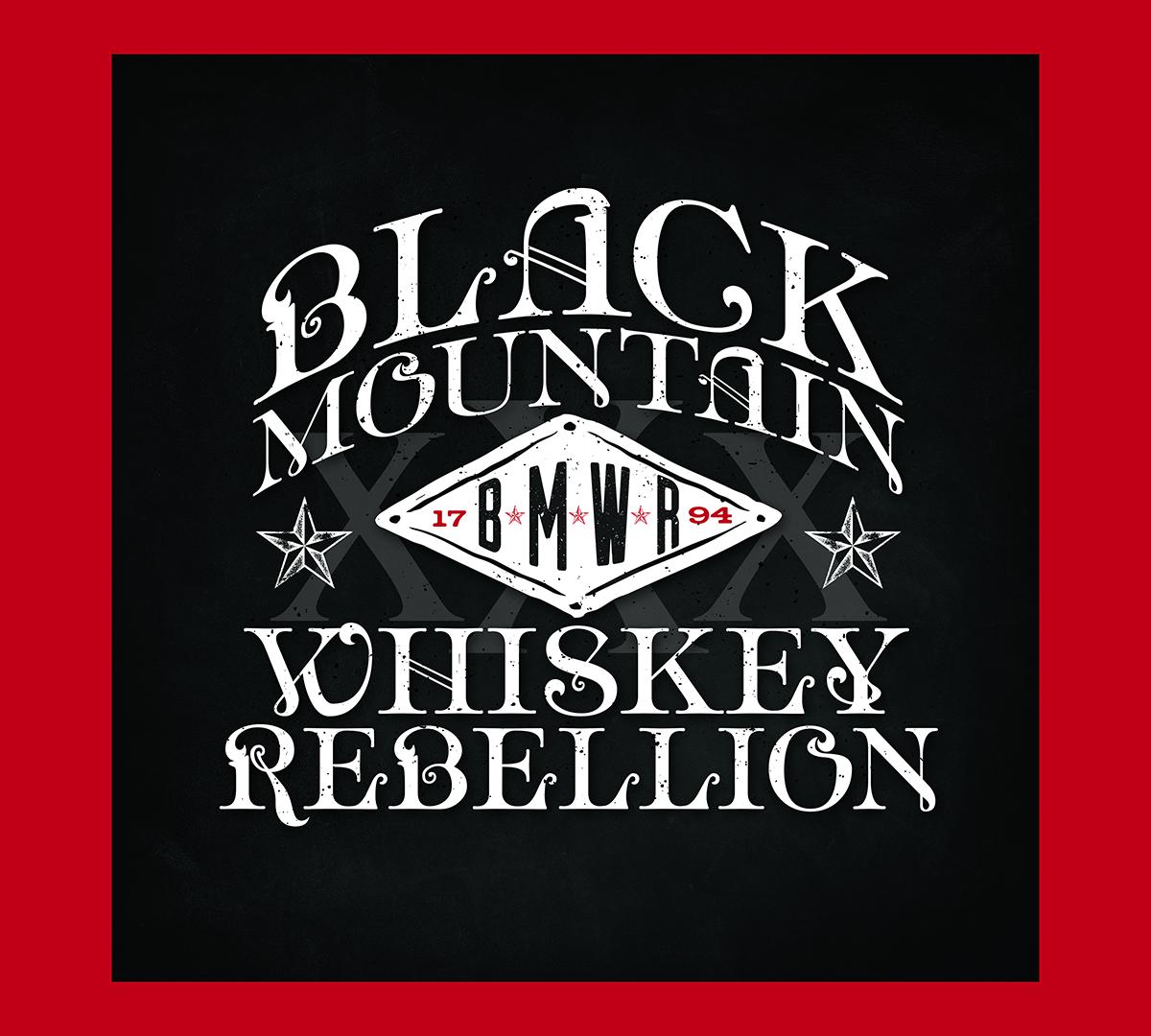 Black Mountain Whiskey Rebellion Release Self-Titled Debut Album
