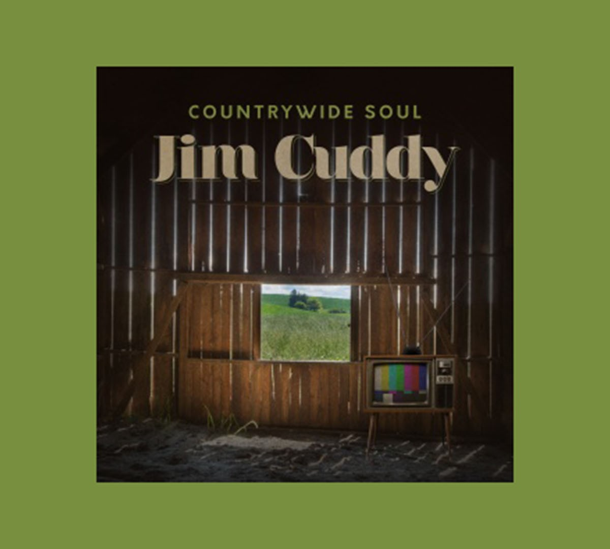 Cuddy Turns On Creativity With New Album Recorded In Just Three Days