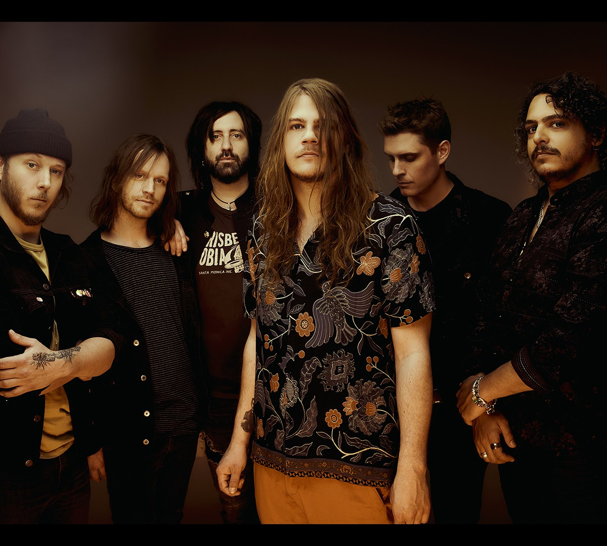 """The Glorious Sons Investigate """"The Ongoing Speculation Into The Death Of Rock And Roll"""""""