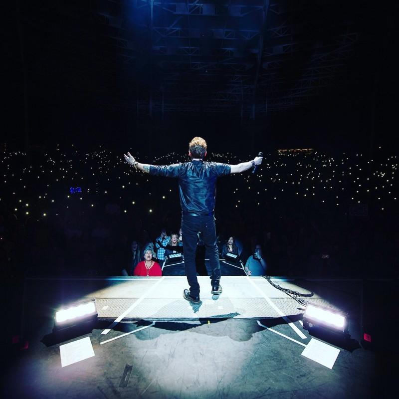 Corey Hart's Never Surrender Tour A Family Affair