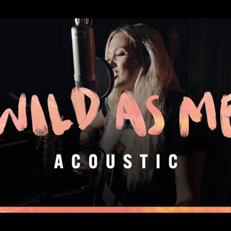 "Meghan Patrick Releases Acoustic ""Wild As Me"" Video"