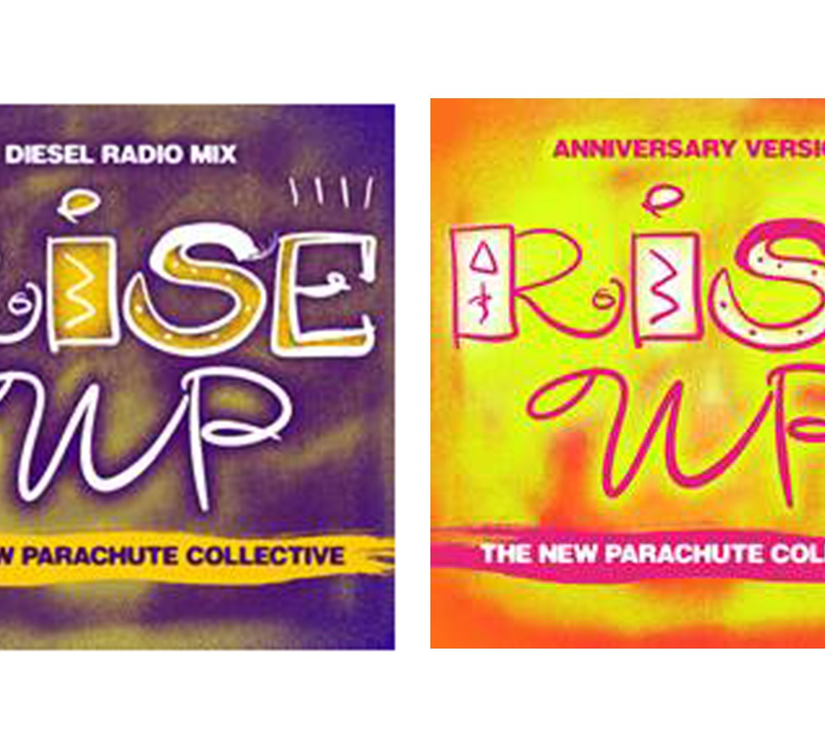 Rise Up – The New Parachute Collective Release