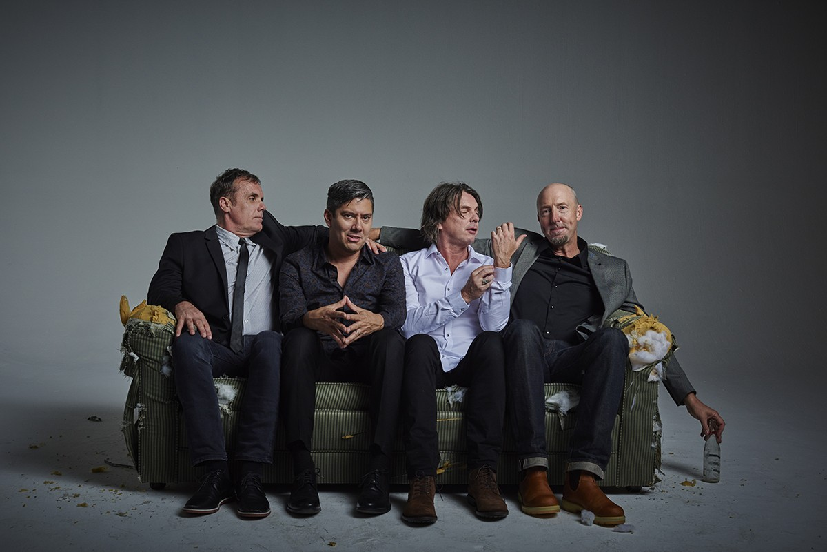 """Legendary Canadian Rockers 54-40 Release New Video for """"Sublime Like Me"""""""