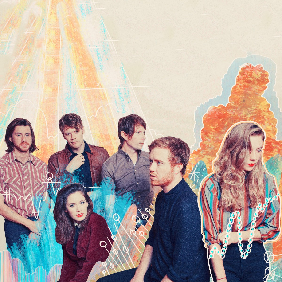 """Fast Romantics  Premiere Video For Latest Single """"Do No Wrong"""" With Alberta/Ontario Dates"""