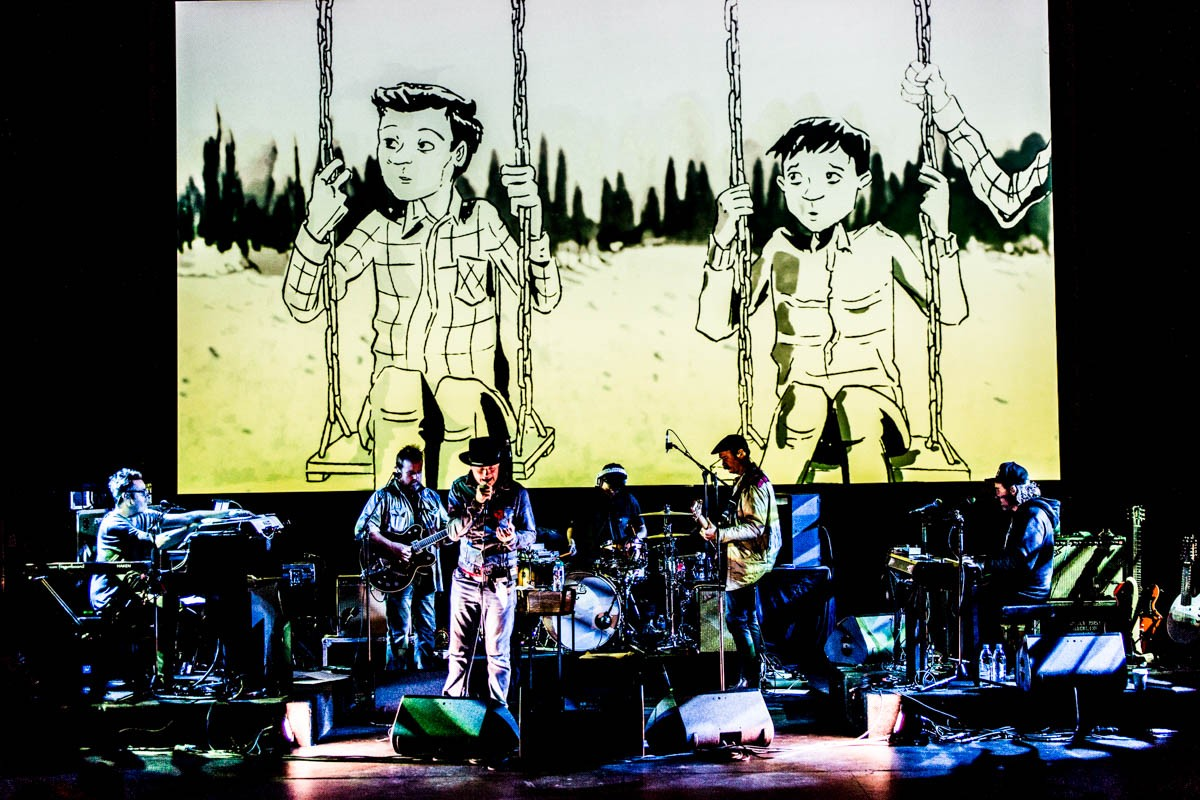 Artists Announced For Gord Downie's Secret Path Live At Roy Thomson Hall On October 19th