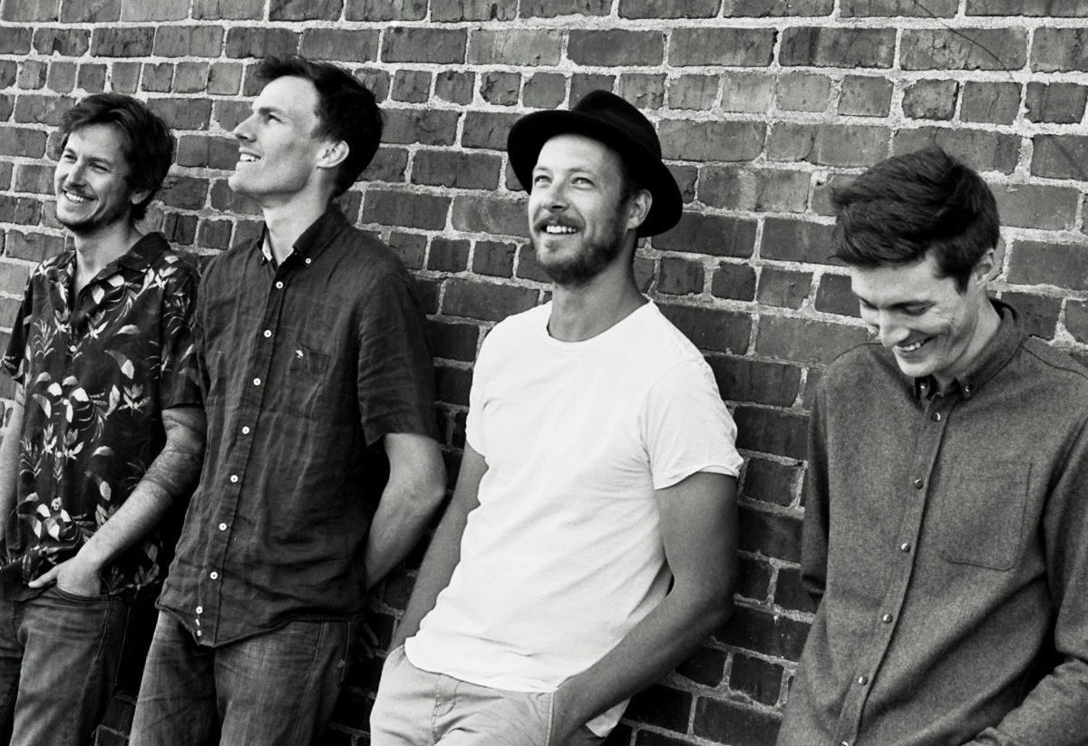 B.C. Roots Rockers Current Swell Set To Release Buffalo On October 16