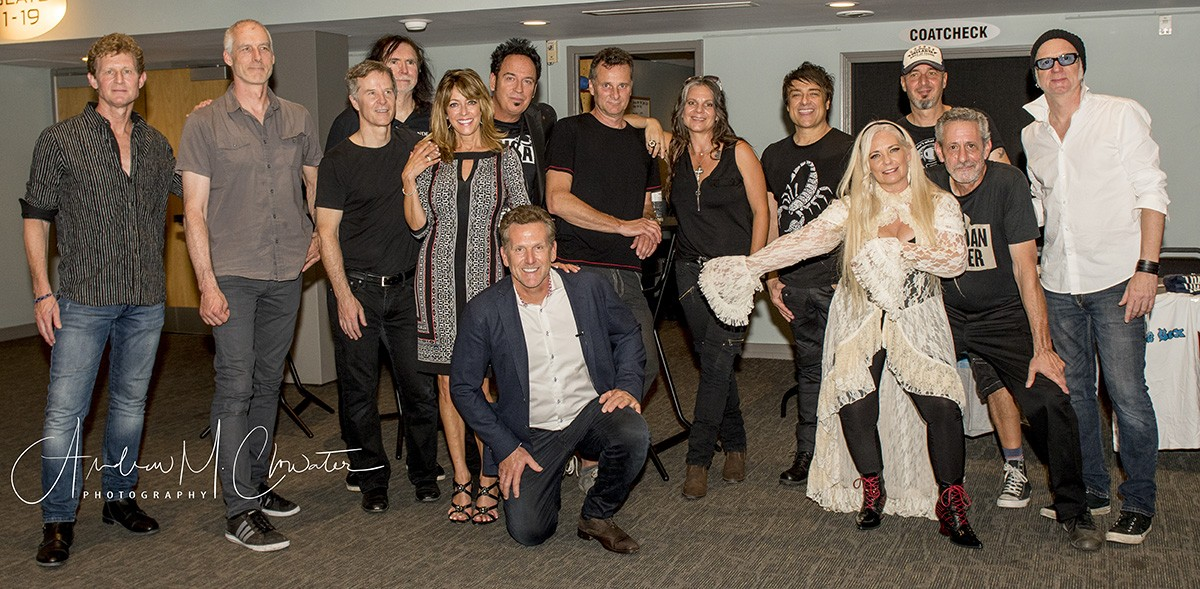 Cooper Group Sparks Back To The 80's Charity Sell Out
