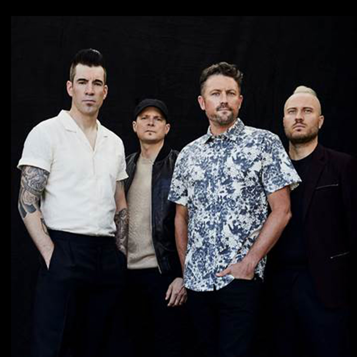 Theory Of A Deadman Releases Powerful Single and Video About Domestic Violence