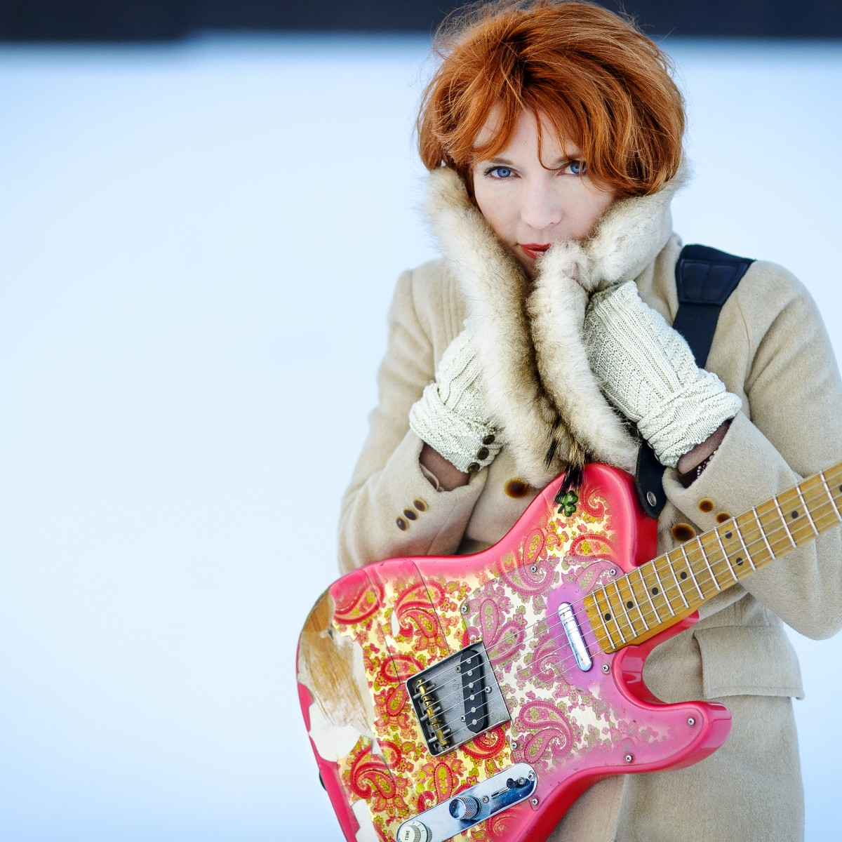 Ice Queen Still Thriving As A Blues Guitar Icon