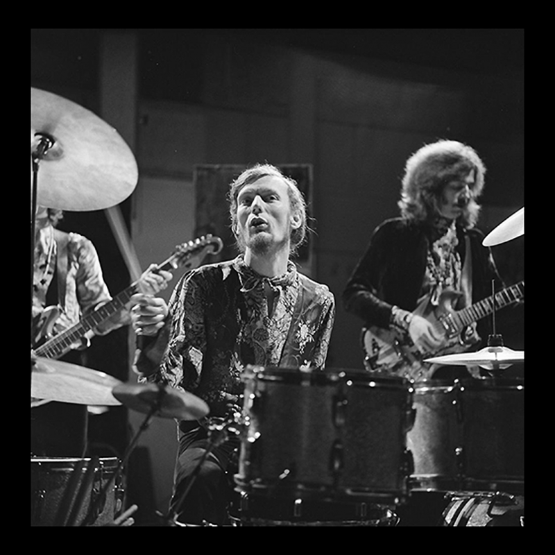 Legendary Cream Drummer Ginger Baker Loses Battle Against Heart Disease
