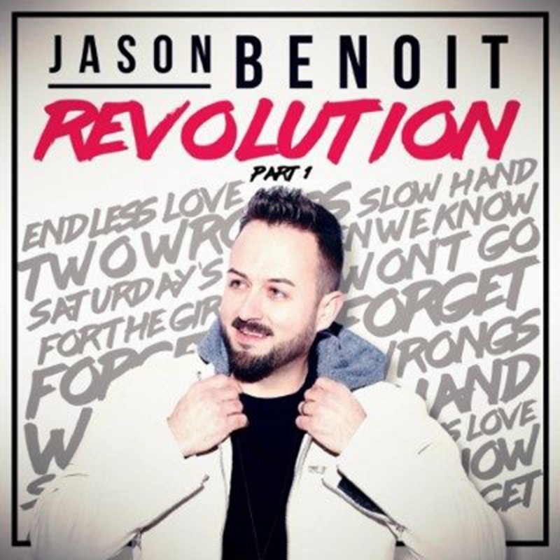 Jason Benoit – Country From The Rock