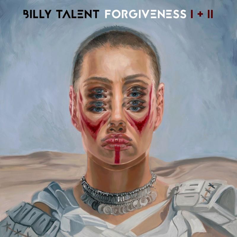 "Billy Talent Release ""Forgiveness I + II"""