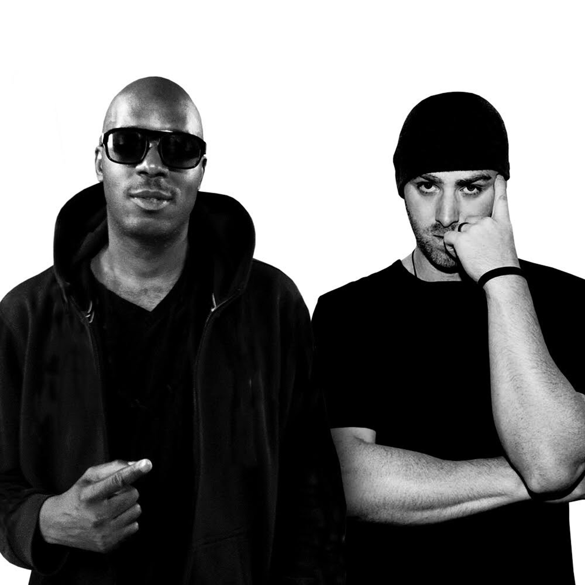 """Canadian Rap Titans Choclair x Classified Release The Hip Hop Collective """"Hurt Everybody"""""""
