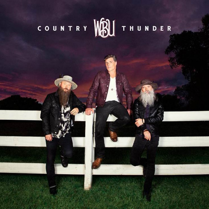 The Washboard Union Release Acoustic Version Of Latest Hit 'Country Thunder'