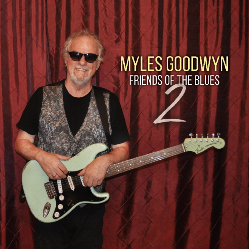 Goodwyn's Blues Success Fosters New Career