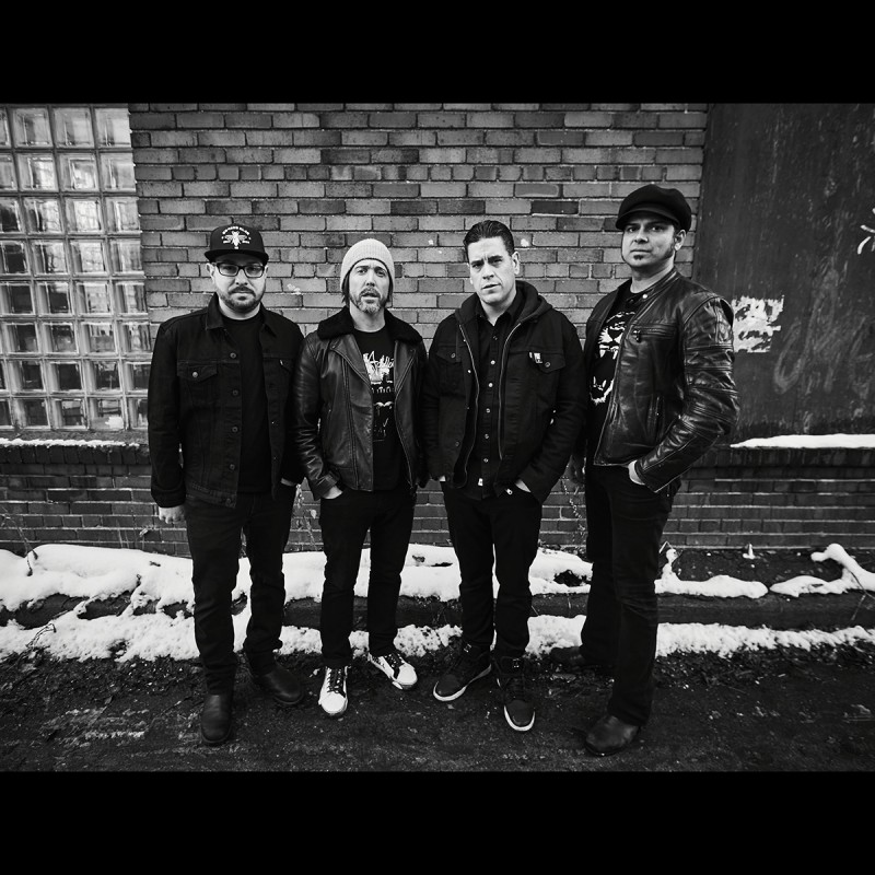 Billy Talent Launch Episodic Film – Forgiveness