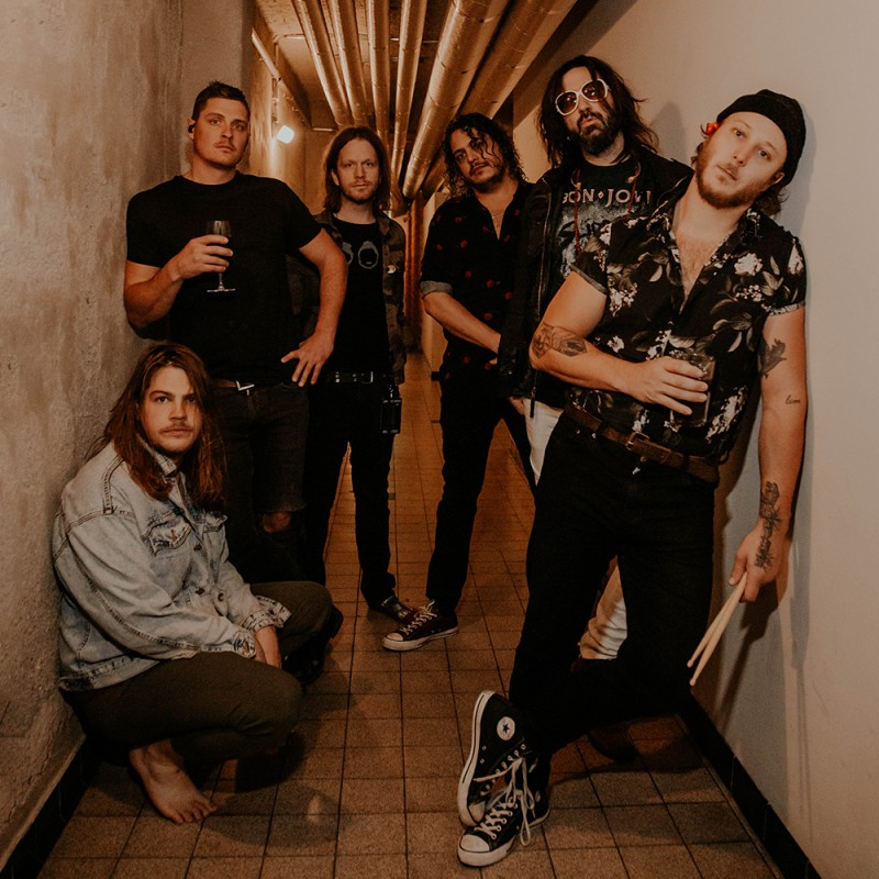 The Glorious Sons Close Out 2019 With Most Played Song At U.S. Rock Radio