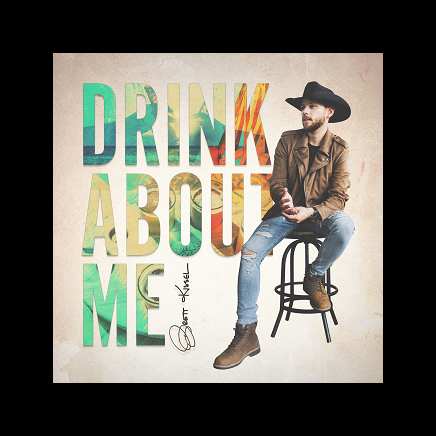 """Brett Kissel Scores A #1 Single With """"Drink About Me"""""""