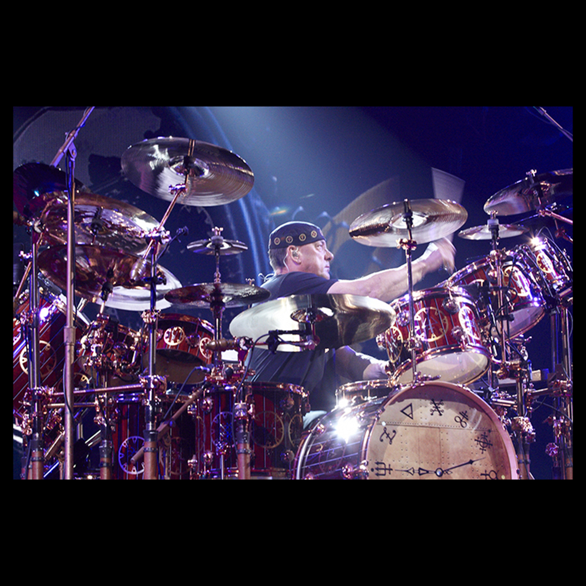 Legendary Rush Drummer Neil Peart Succumbs To Brain Cancer