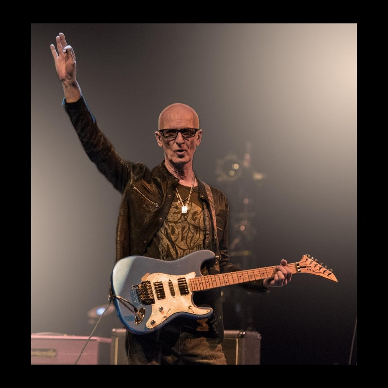 Rock Icon Kim Mitchell to be Inducted into Canadian Songwriters Hall of Fame During Canadian Music Week, May 21st