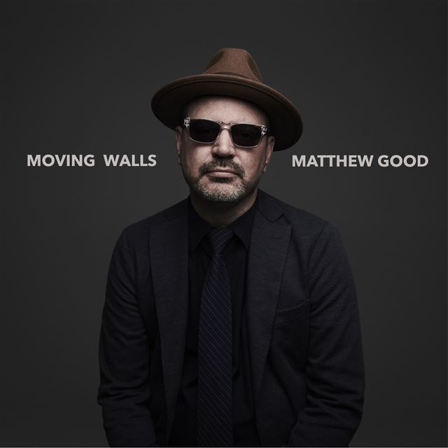 "New Music from Warner Music Canada: Matthew Good ""Moving Walls"""