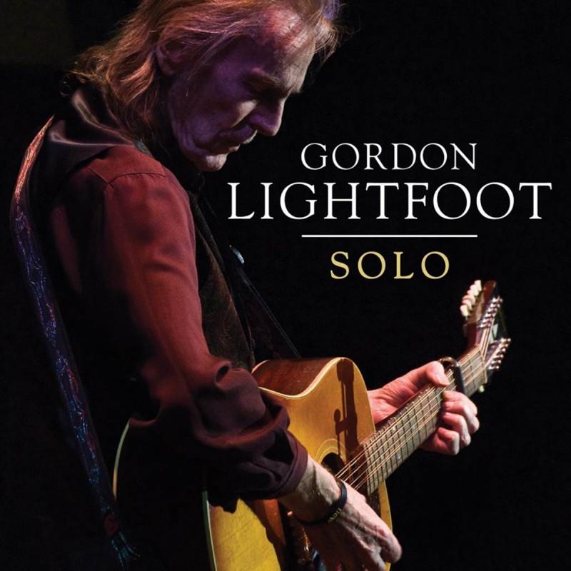Gordon Lightfoot Solo Available Today