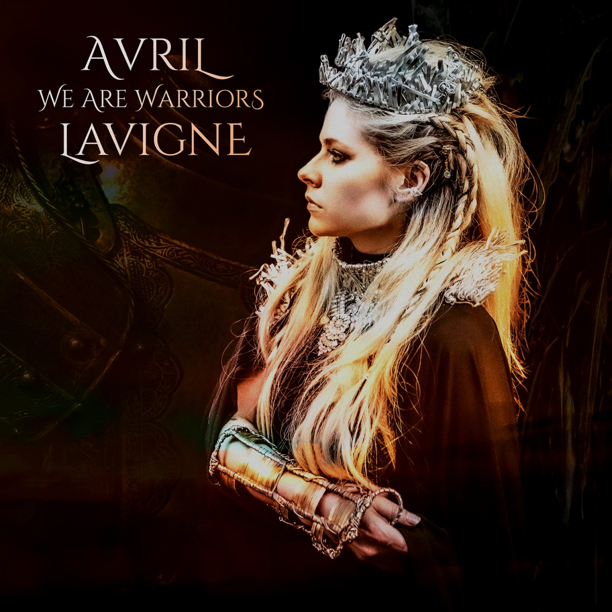 """Avril Lavigne Releases New Single """"We Are Warriors"""" With Net Proceeds To Be Donated To Workers On The Front Lines"""