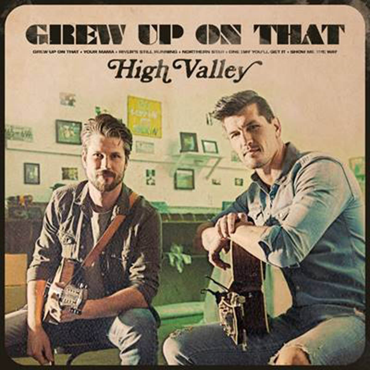 Rewind With High Valley's Grew Up On That EP, Available Now
