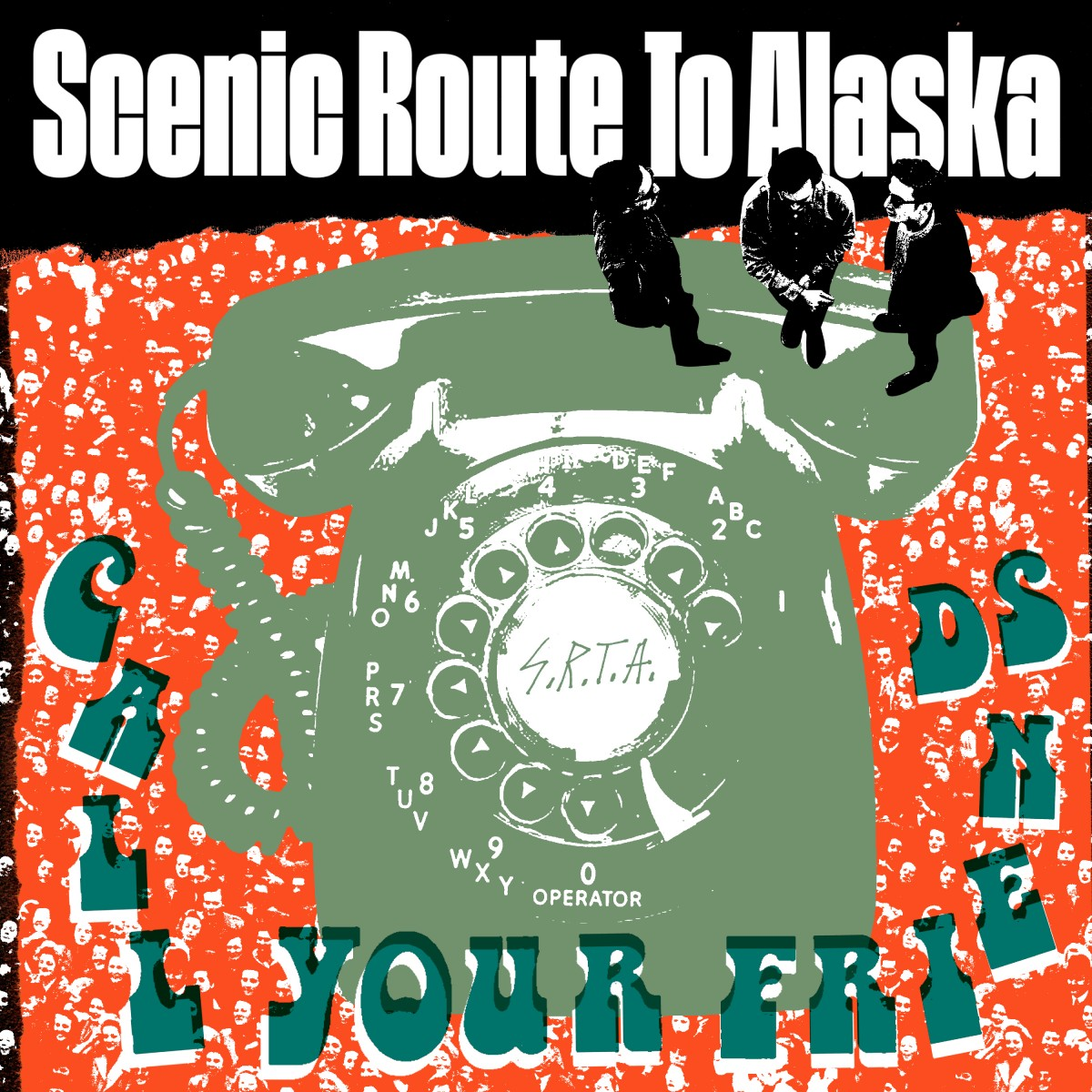 """Scenic Route To Alaska Release New Single """"Call Your Friends"""""""