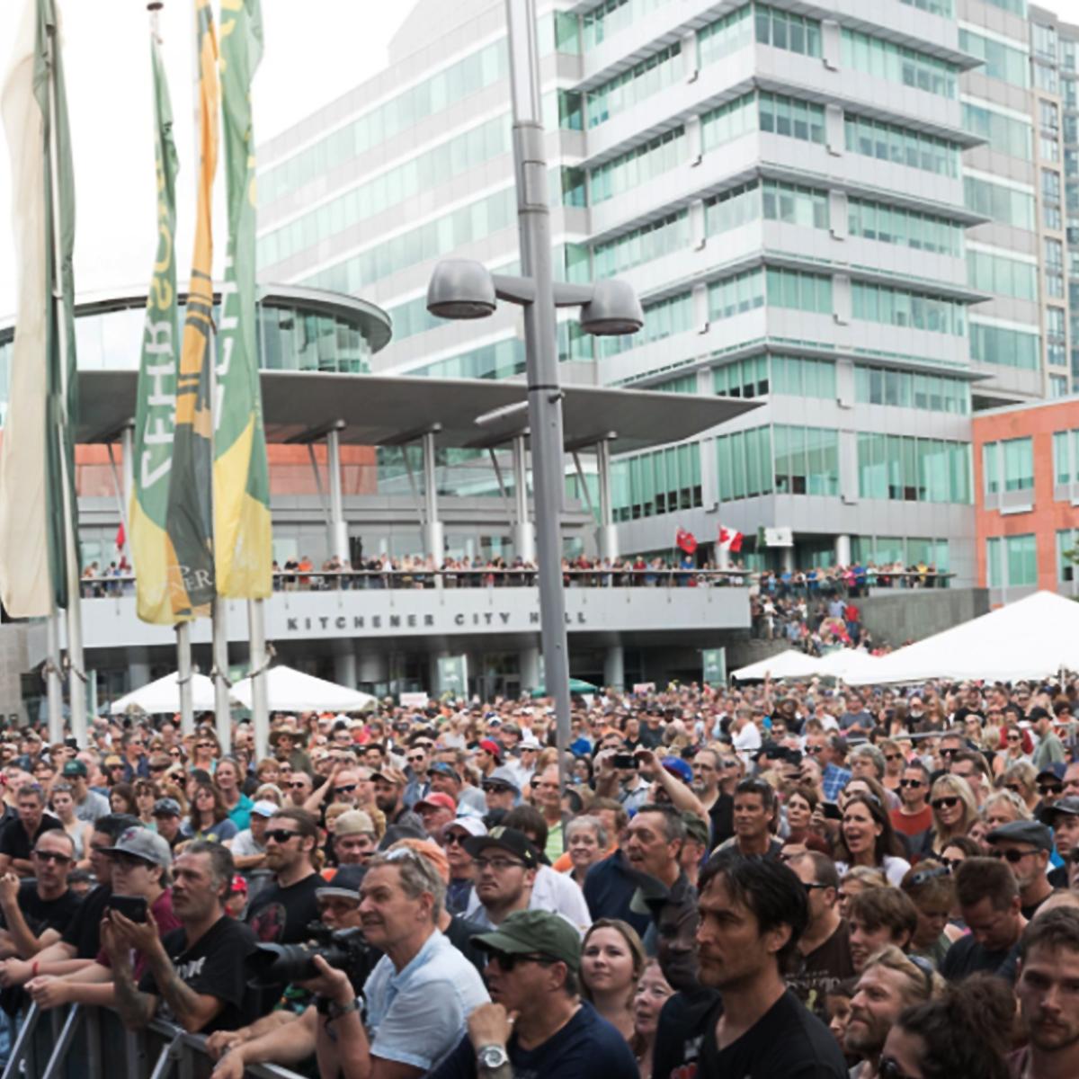 Kitchener Blues Festival Cancelled