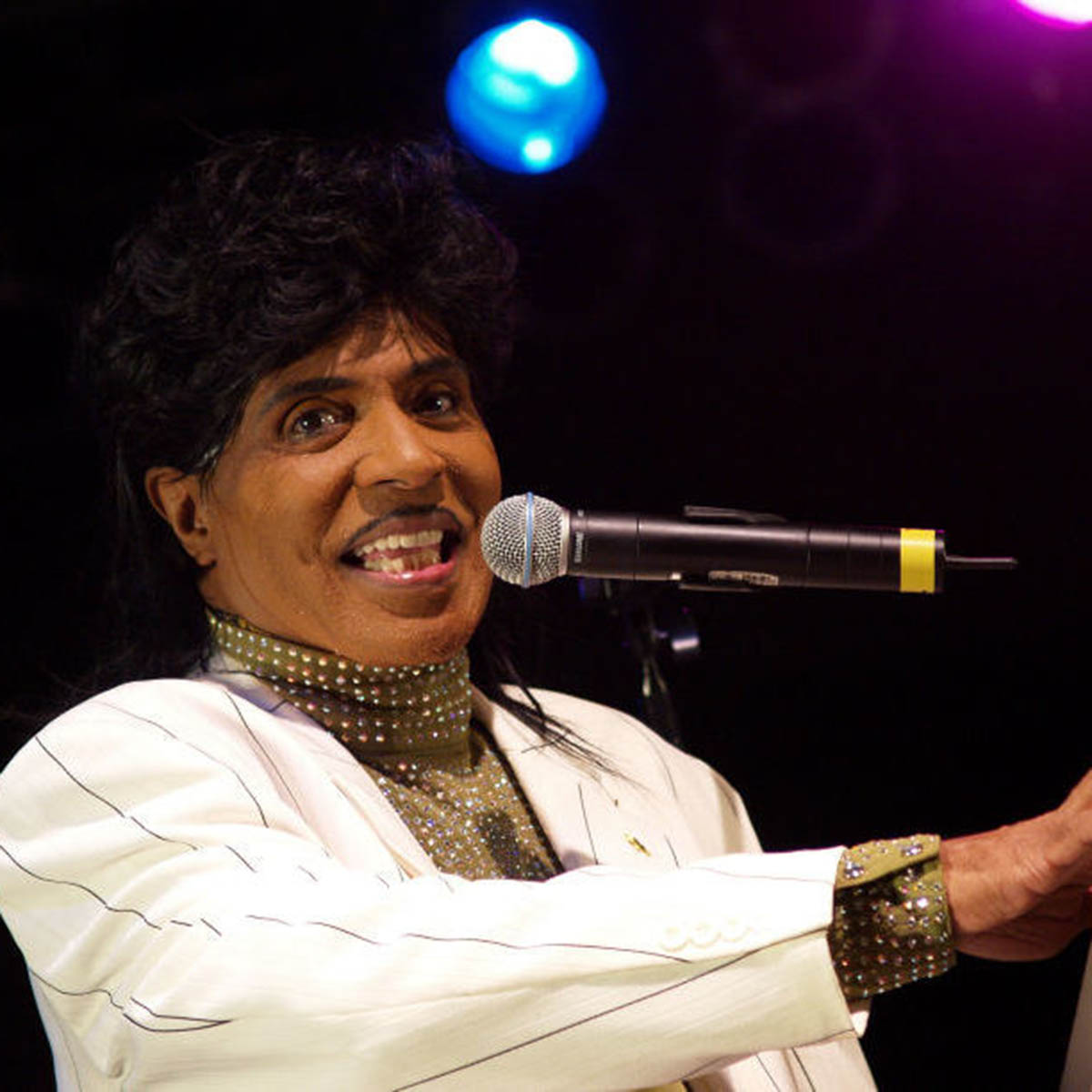 Little Richard Inserted The Roll In Rock N Roll
