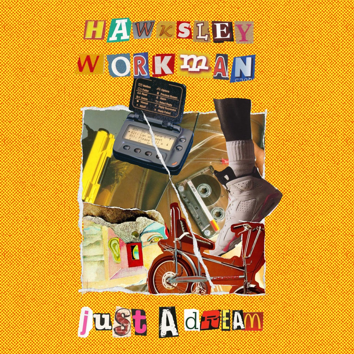 """Hawksley Workman Debuts New Single + Video """"JUST A DREAM"""" From Upcoming LP"""