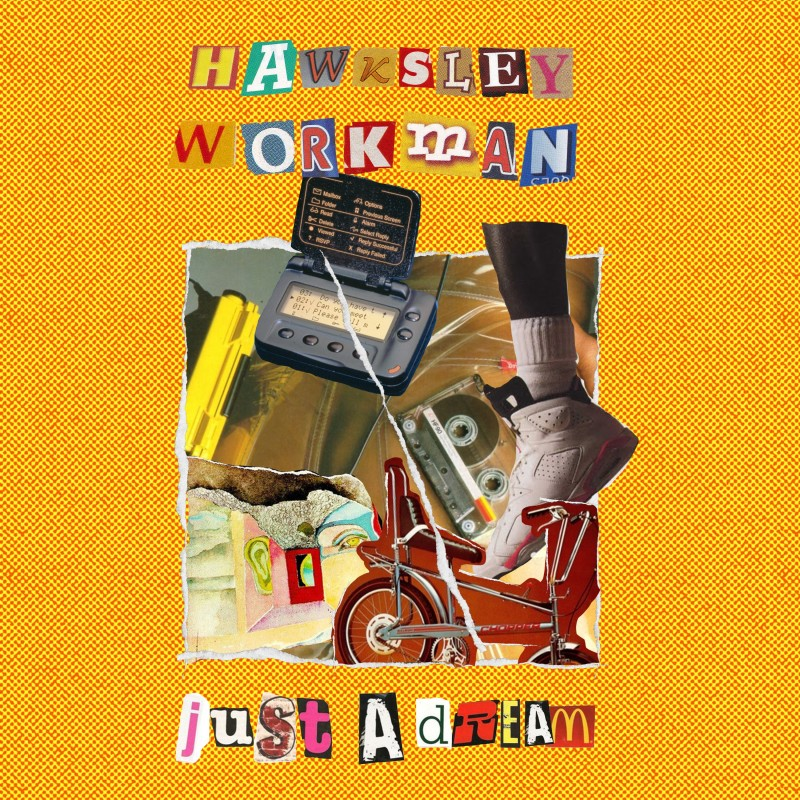 "Hawksley Workman Debuts New Single + Video ""JUST A DREAM"" From Upcoming LP"