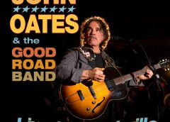 John Oates & The Good Road Band 'Live In Nashville' Set For September 18th Release