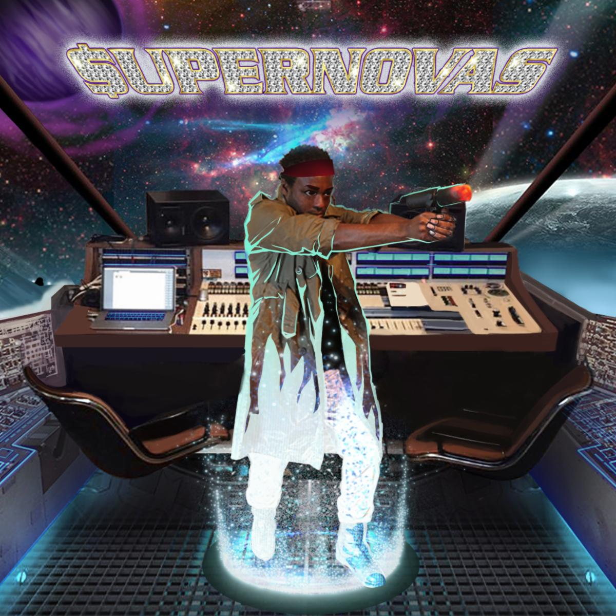 "k-os Returns with Funky New Single ""SUPERNOVAS"""
