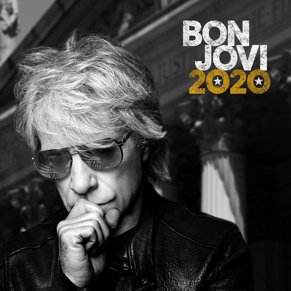 Bon Jovi 2020 Album Artwork
